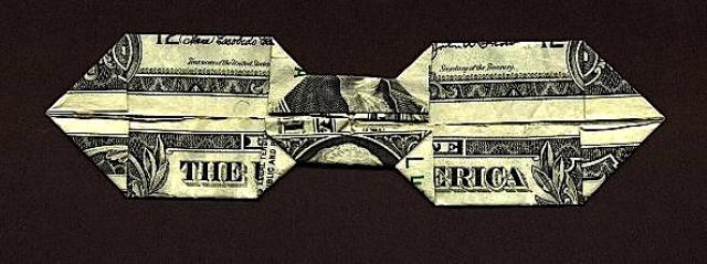 Folded Bill 2