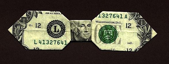 Folded Bill 1