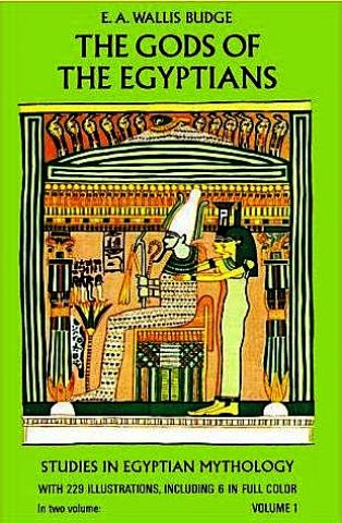 Gods of the Egyptians book cover