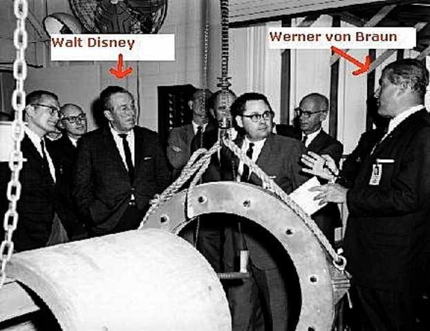 Браун гитлером знаком с фон вернер был