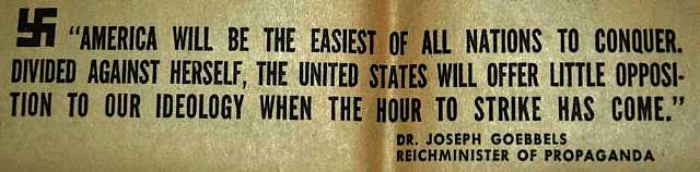 Nazi Quote